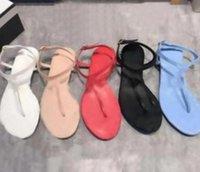 2021 Summer Women's Casual Sandals, Loafers, Flat Shoes, Flip-Flops, Sandals Fashion Designer brand Luxury 35-40