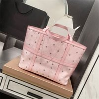 Pink Sugao Designer Women Tote Fashion Cross body Handbag Leather Brown Black 3 color Shoulder bag Large Capacity Package wholesale
