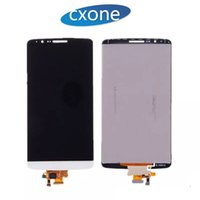 Wholesale New G3 - Brand New Original Quality LCD For LG G3 D850 D851 D855 VS985 LS990 Touch Screen Panels Replacement with frame