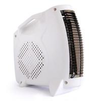 secadora de aire al por mayor-Mini Calentador de aire caliente eléctrico Calentador de aire eléctrico Invierno Habitación Ventilador Calentador Secador de ropa Protección contra sobrecalentamiento