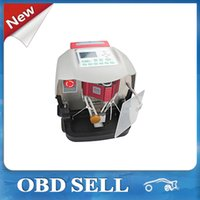 Wholesale Automatic Car Key - 2015 Top-Rated Automatic V8 X6 Key Cutting Machine X6 Car Key Cutting Machine V8 Auto Key Programmer Fast x6 key machine by DHL