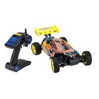 100% originale HSP 1/10 94166 RC buggy fuoristrada Backwach Nitro Gas Powered 4WD RTR dell'automobile di telecomando