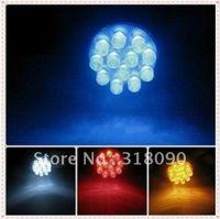 Wholesale green 1157 bulb resale online - LED Light Tail Brake Turn Signals Lamp LED Auto Bulbs DC12v smd