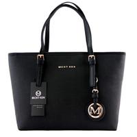 el çantaları kadın michael toptan satış-Yüksek kaliteli kadın çanta MICHAEL KEN lady PU deri çanta ünlü Tasarımcı marka çanta çanta omuz tote Çanta kadın 6821