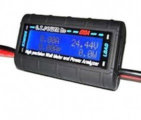 Wholesale Gt Rc - Wholesale-G.T.POWER RC Watt Meter and Power Analyzer High Precision 130A LCD 60V GT-Power
