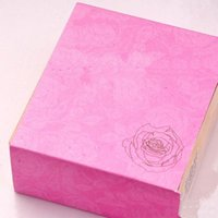 Wholesale Process Soap - Handmade soap wholesale rose essential oil soap OEM processing bright white moisturizing cleansing soap