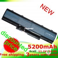 Wholesale Acer Aspire 5738zg - Durable- 5200mAh Battery for Acer Aspire 5740 4740g 5740g 5542g 4930g 5738zg AS07A31 AS07A32 AS07A41 AS07A42 AS07A51 AS07A52 AS07A71