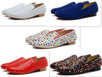 Wholesale Tenis Dresses - Top selling men shoes high quality oxford shoes,spiked flat shoes genuine leather tenis masculino 2016 brand shoe