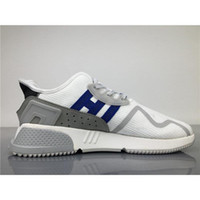 Wholesale Football Soccer Equipment - ADV EQT Cushion EQUIPMENT White Blue CP9459 #36-#45 Breathable Running Casual Sports Shoes Light Lovers Mesh Shoes 3 Color