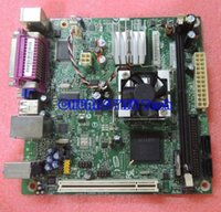 Wholesale Dual Core Server - Industrial equipment board for original atom 330 D945GCLF2 945GC Mini ITX motherboard,1.6G,dual core HT,DDR2,work perfect