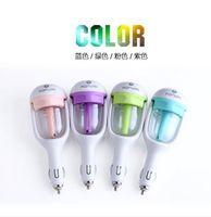 Wholesale Car Office Supplies - Nanum Fashion New Mini Charging Portable Water Bottle Steam Humidifier Air Mist Diffuser Purifier Car Office Room 30pcs lot