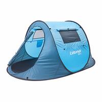 ingrosso tende blu persone-All'ingrosso-apertura automatica impermeabile 210T poliestere 2 persone all'aperto tenda da campeggio Tenda da arrampicata viaggio tenda blu