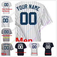 Wholesale baby blanks - Custom Baseball Jersey Blank Men Women Youth Kid Baby toddler Size S, 4XL, 5XL Flexbase Cool Base Home Away All Stitched