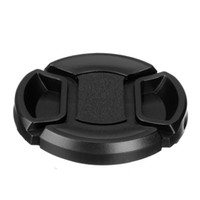 Wholesale Universal Camera Lens Cap Protection Cover mm lens cover provide choose With Anti lost Rope