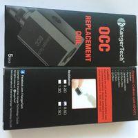 Wholesale Ecigarette Mini - E Cigarettes Kanger Vertical Subtank OCC Coil Upgraded Subtank Coil 0.5 1.2 1.5ohm fit Kangertech Subtank Mini Nano ecigarette Atomizer