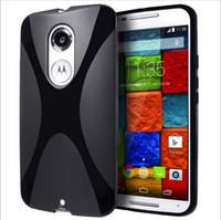 moto g fälle großhandel-Neue X Linie Soft Gel Haut Abdeckung Zurück Fall Für Motorola Moto G5 G4 G4 Plus G 3. Generation XT1540 G3 G5