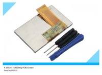 Wholesale Touch Screen Modules - Wholesale-original 4.3 inch LCD Module With Touch Screen Replacement for Tomtom GO 520 720 730 930 920t 530 (+free DIY tools)