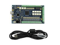Wholesale Cnc Axis Interface Card - 3 Axis USB Mach3 motion control card, three axis breakout interface board for CNC Router