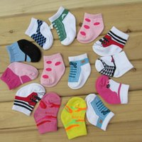 Wholesale Newborn Baby Clothes For Winter - Children Socks Socks For Kids Baby Socks Newborn Cotton Sock Baby Best Socks 2016 Boys Girls Ankle Socks Child Clothes Kids Clothing C19741