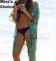 1519c96d4eacf B326 Hot Sale 2015 Summer Women Fashion Beach Ladies Sexy Swimsuit Bathing  Suit Cover Ups Kaftan Kimono Beach Wear