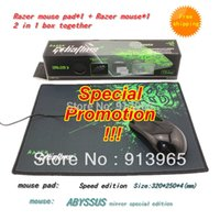 Wholesale goliathus razer speed mouse pad resale online - OFF OEM Razer Goliathus Mouse pad Speed Edition Razer mouse ABYSSUS Mirror special edition