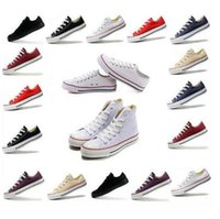 online Shopping Men %26 Women Sneakers - Free shipping 13 Color 26 style All Size 35-45 Low Style high Style chuck Classic Canvas Shoe Sneakers Men Women sport Shoes Casual Shoes