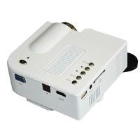 uc28 hdmi achat en gros de-Gros-1080P Home Cinema Theatre UC28 / UC28 + LED LCD numérique pas cher mini projecteur projecteur projecteur avec VGA HDMI SD USB AV pour TV DVD PC