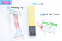 Wholesale Quality Digital Ph Meter - 2016hot!!! High Quality Digital PH Meter Tester 0-14 Pocket Pen Aquarium Coming Without Carry Box+shipping By Singapore Post