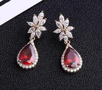 Cz Bridal Chandelier Earrings UK | Free UK Delivery on Cz Bridal ...