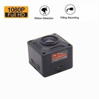 Wholesale Hd Micro Sports Camera - 180Degree 6Layer Wide Len Mini Camera HD 1080P Camcorder X2 Car DVR Support 128GB Micro SD Card Video Recorder Motion Detection Sport Camera