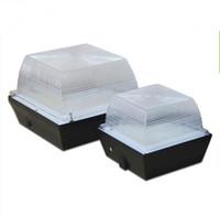 tavan ışıkları sensörü toptan satış-Yüksek parlak 40W IP65 LED benzin istasyonu ışık lambası Işık kontrol sensörü LED Tavan gölgelik ışığı 90-265v meanwell sürücü 5 yıl garanti ile