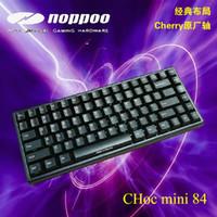 Wholesale Cherry Mini Keyboard - Wholesale-Noppoo choc 84 for mini cherry shaft portable mechanical keyboard pom