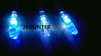 Wholesale Blue Compound - 12PK lighted LED arrow nock luminuous arrow nock for ID6.2mm compound bow arrow blue color