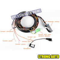 wiring harness cable for vw rcd510 rns510 wholesale 9w7 bluetooth buy cheap 9w7 bluetooth from chinese 9w7 wiring harness at aneh.co