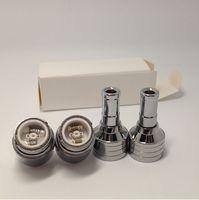 zerstäuber nur großhandel-Dual-Keramik-Spulen D-Core Dual-Keramik-Spulen Nur für D-Core-Trockene Kraut-Zerstäuber-Zerlegbar Zerstäuber E Zigarette Elektronische Zigarette