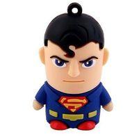 Wholesale Men Super Speed - 100% real Super Man Flash drive Captain America&Batman&Spiderman&Green lantern&Super Hero Flash Pen Drive Real 2GB 4GB 8GB 16GB 32GB 64GB