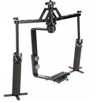 Wholesale Dslr Rig Stabilizer - 2017 HOT selling Black Handheld Spider Stabilizer Video Steadicam Steady Rig for DSLR Camera Camcorder