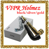 Wholesale E Cigarette Refly - Clearance!!! Smoking Pipe ViPR Holmez X1 Vaporizer Electronic Cigarette E Pipe with 15Watt Power Control Refly free shipping