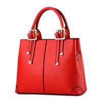 Wholesale Korean Sequin Handbag - 2016 Hot Selling New Fashion Women Bag Brand PU Handbag Female Retro Shoulder Bag High Quality Lady Bags KLY8848