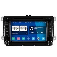 Wholesale Gps Touran - Winca S160 Android 4.4 System Car DVD GPS Headunit Sat Nav for VW Touran 2003 - 2012 with 3G Video Tape Recorder