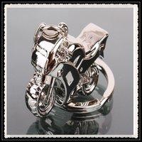 motocicleta oem venda por atacado-Os fabricantes da motocicleta da simulação para fornecer o chaveiro criativo do anel da chave do carro podem ser personalizados OEM favoravelmente