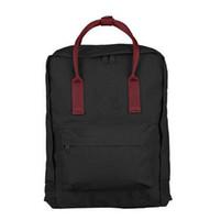 Wholesale Pink Laptops For Girls - 2017 classic mini New Sweden Brand teenage backpacks for girl Waterproof Backpack Travel Bag Women 16L Large Capacity Laptop Bag Mochila