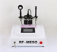 Wholesale machine rf monopolar - DHL fast shipping Monopolar RF machine Face Skin lift tightening RADIO FREQUENCY Beauty Equipment SKIN REJUVENATION SPA machine