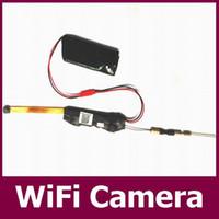 Wholesale Dvr High Quality - High Quality WIFI Mini Camera Module Remote control Camcorder IP P2P CCTV Camera Full HD 1080P Hidden DVR Mini DV Video Recoder