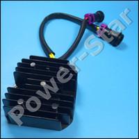 Wholesale regulator parts - Wholesale- Buyang 300cc atv quad D300 REGULATOR RECTIFIER Feishen atv parts 5.3.01.0081