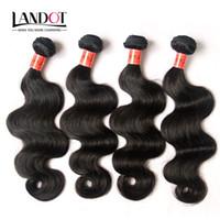 ingrosso i capelli brasiliani di qualità si intrecciano-Tessuto Brasiliano Dei Capelli Del Virgin Dell'onda Del Corpo 8
