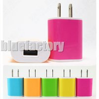 Wholesale apple eggs - Egg Roll Style USB Charger 5v 1A US EU Elliptical AC Home Travel Colors Oval Wall Adapter for iphone 4 5 5s 6 6plus for Samsung Cell phone