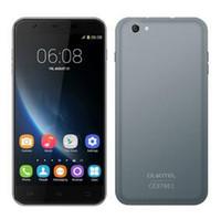 Wholesale Cheap 1g Usb - Cheap Original OUKITEL U7 PRO 3G Smartphone 5.5Inch Android5.1 1G RAM 8G ROM GPS WIFI Quad Core 2500MAH Battery DHL 1pcs
