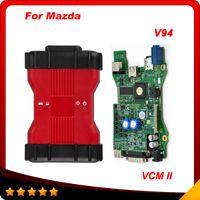 vcm ids ford venda por atacado-2016 de Alta Qualidade VCM2 Scanner De Diagnóstico Para Ford VCM II IDS Suporte 2015 Veículos IDS VCM 2 OBD2 Scanner Frete grátis