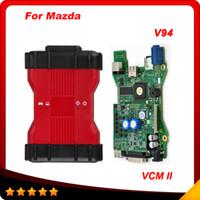 ids escáner de diagnóstico al por mayor-2016 Escáner de diagnóstico VCM2 de alta calidad para Ford VCM II IDS Support 2015 Vehículos IDS VCM 2 OBD2 Escáner envío gratis